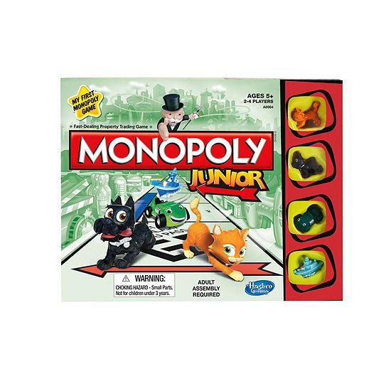 Hasbro Monopoly JR