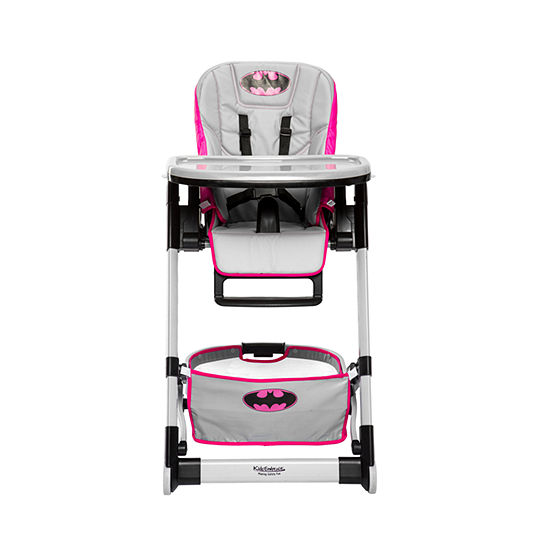 KidsEmbrace Batgirl Baby Deluxe High Chair
