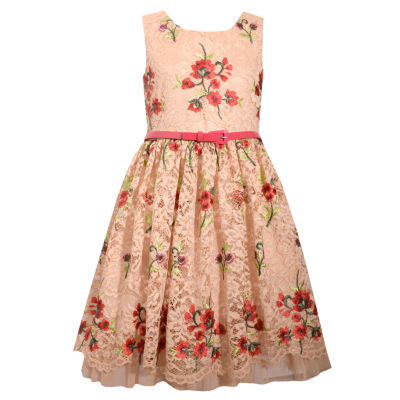 Bonnie Jean Sleeveless Party Dress Girls