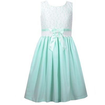 Bonnie Jean Sleeveless A-Line Dress - Big Kid Girls Plus
