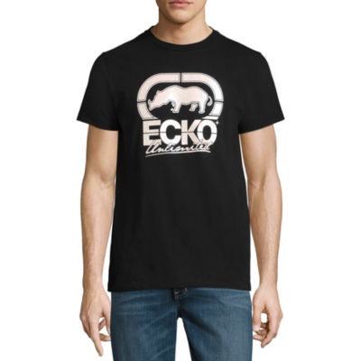 Ecko Unltd Short Sleeve Crew Neck T-Shirt