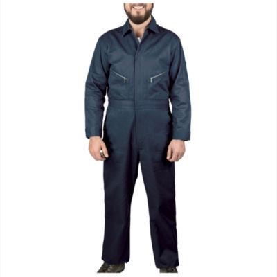 Walls Long Sleeve Workwear Coveralls-Big Short