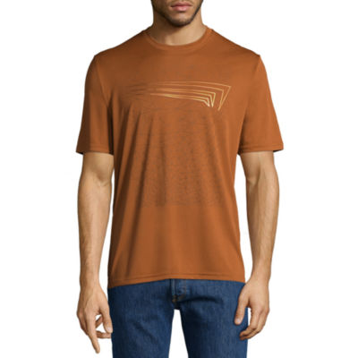 Copper Fit Short Sleeve Crew Neck T-Shirt