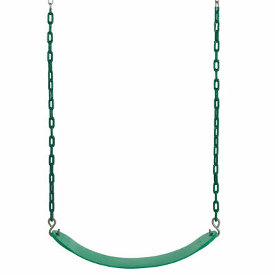 Swingan - Belt Swing For All Ages - Vinyl Coated Chain