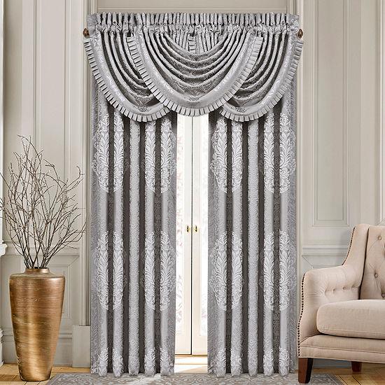 Queen Street Lambert Rod Pocket Curtain Panel