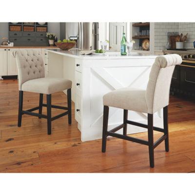 Signature Design by Ashley® Prestonwood Counter Height Stool - Set of 2