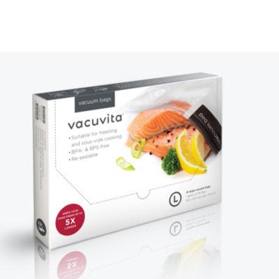 Vacuvita® Resealable Large Vacuum Bags