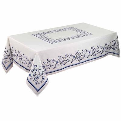 Avanti Blue Portofino Tablecloth