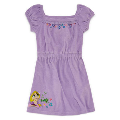 Disney Girls Rapunzel Cover-up
