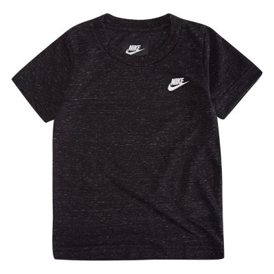Nike Boys Crew Neck Short Sleeve Graphic T-Shirt-Toddler