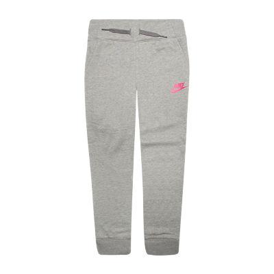 Nike Girls Cinched Jogger Pant - Preschool