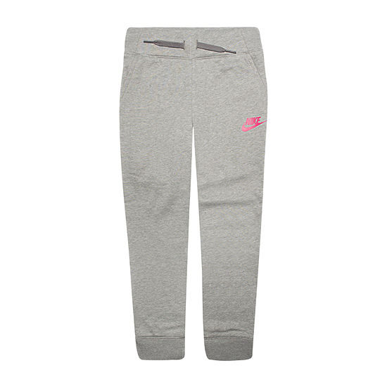 Nike Girls Cinched Jogger Pant - Preschool