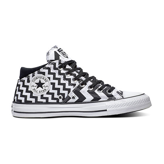 Converse Madison Mid Glam Dunk Womens Sneakers
