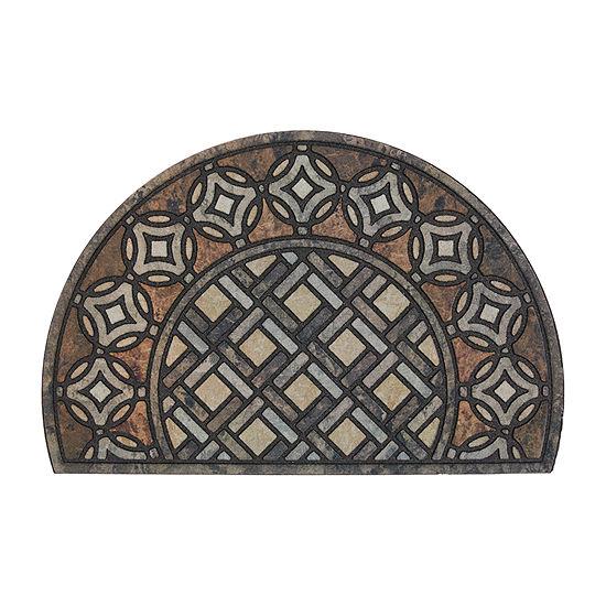 Mohawk Home Deco Wedge Outdoor Doormat