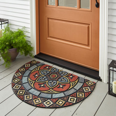 Mohawk Home Renaissance Wedge Outdoor Doormat