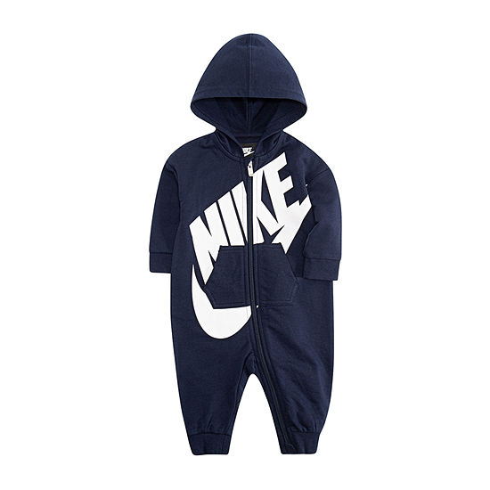 Nike Baby Unisex Long Sleeve Jumpsuit