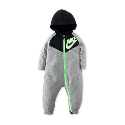 Nike Long Sleeve Romper - Baby