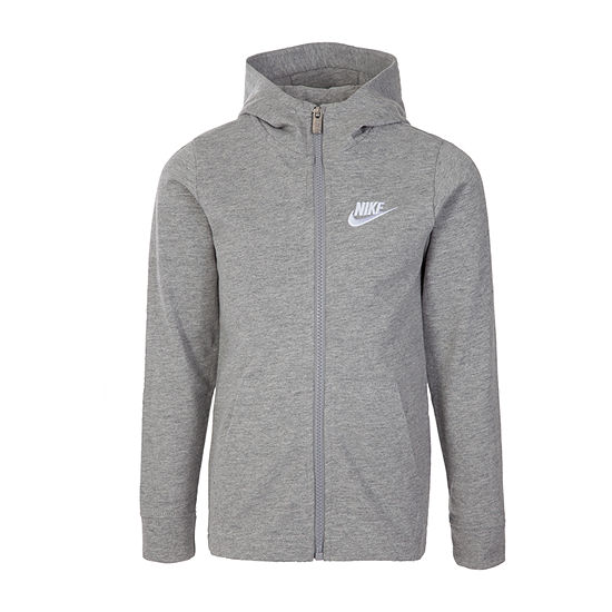60e871ab9 Nike Boys Cuffed Sleeve Hoodie-Preschool - JCPenney