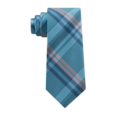Shaquille O'Neal XLG Shaq Plaid Tie
