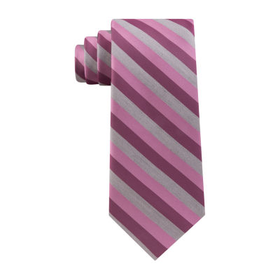 Shaquille O'Neal XLG Stripe Tie
