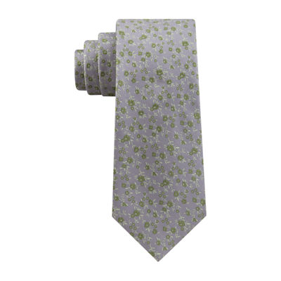 Shaquille O'Neal XLG Floral Tie