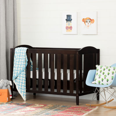 Angel Crib with Toddler Rail