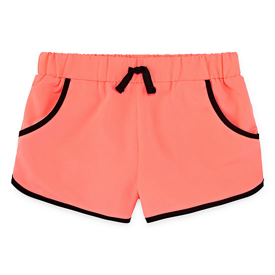 Okie Dokie Girls Pull-On Short Toddler