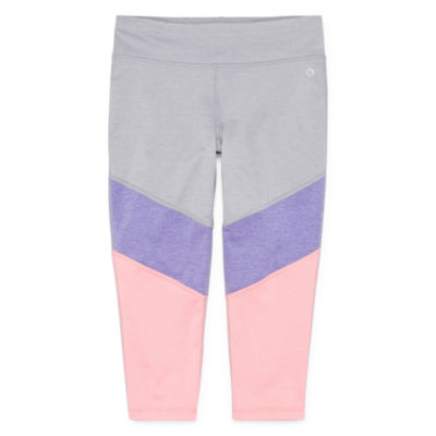 Xersion Colorblock Capri - Girls 4-16 & Plus