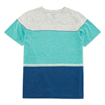 Arizona Boys V Neck Short Sleeve T-Shirt
