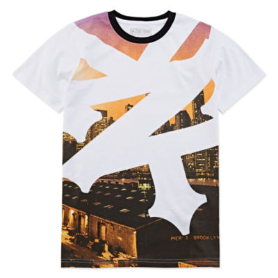 Zoo York Boys Crew Neck Short Sleeve Graphic T-Shirt Preschool / Big Kid