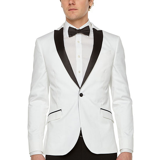 Jf Jferrar Super Slim Fit Stretch Tuxedo Jacket