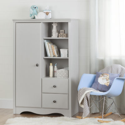 Angel Armoire with Drawers