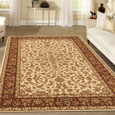 Noble Classic Traditional Oriental Area Rug