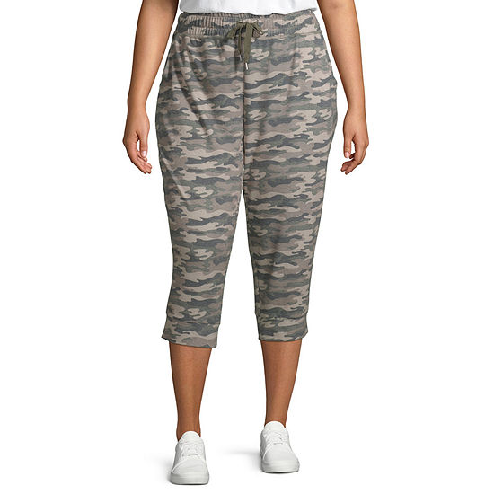 Xersion Womens Jogger Pant-Plus