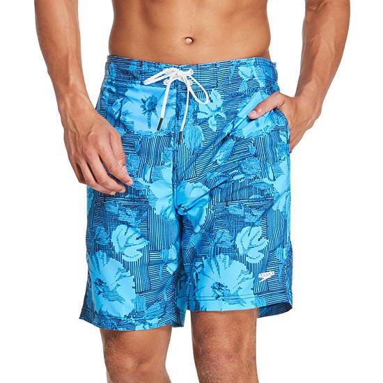 "Speedo Garden Weave Bondi 9"" Board Shorts"