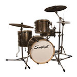 Sawtooth Command Series Full-Size 4-piece Drum Set