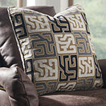 Signature Design by Ashley Tillamook Square Throw Pillow