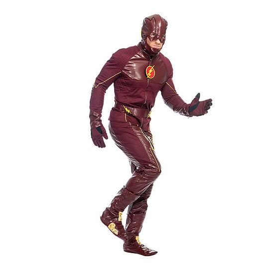DC Comics Flash Costume Mens