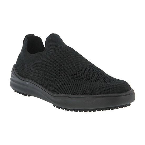 Spring Step Professionals Womens Aeroflex Slip-On Shoe Closed Toe