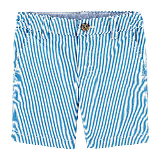 Carter's Toddler Boys Mid Rise Chino Short