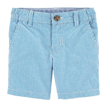 Carter's Toddler Boys Mid Rise Chino Short, 5t , Multiple Colors