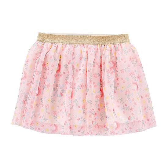 Carter's Toddler Girls Mid Rise Midi Tutu Skirts