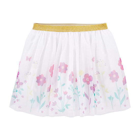 Carter's Girls Midi Tutu Skirts Preschool / Big Kid