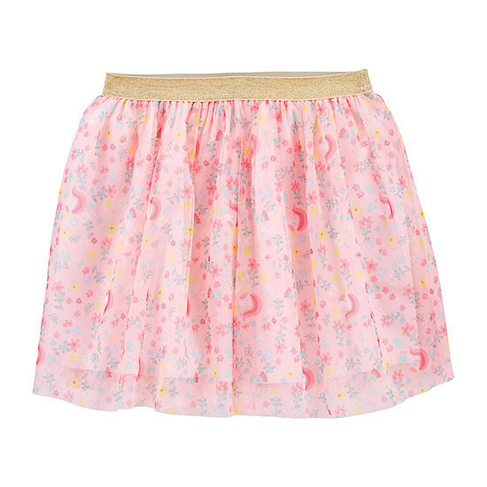 Carter's Little & Big Girls Midi Skater Skirt