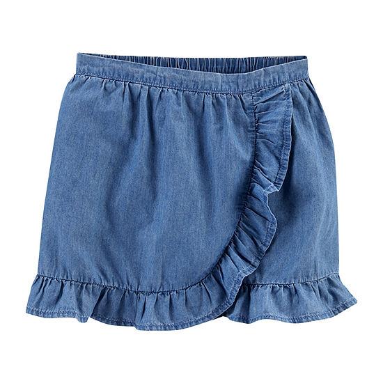 Carter's Girls Skort Preschool / Big Kid