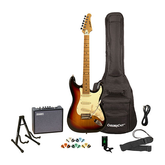 Sawtooth ES Series Right-Handed Electric Guitar Kit