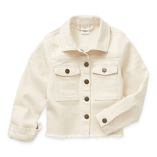 Okie Dokie Little Girls Denim Jacket