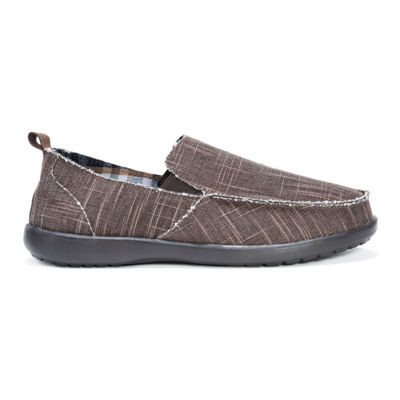 Muk Luks Andy Oxford Otto Mens Slip-On Shoes