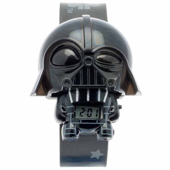 Bulb Botz Star Wars Boys Black Strap Watch-2021098