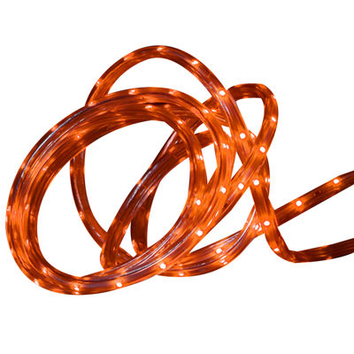 30' Orange LED Indoor/Outdoor Linear Tape Lighting
